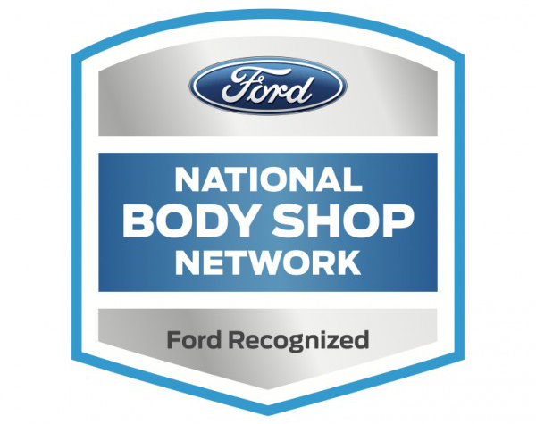 Ford Certified Body Shop in Evansville Indiana at D-Patrick